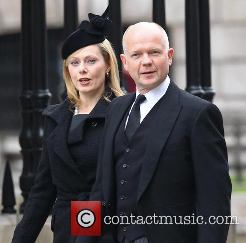 William Hague and Ffion Hague 4