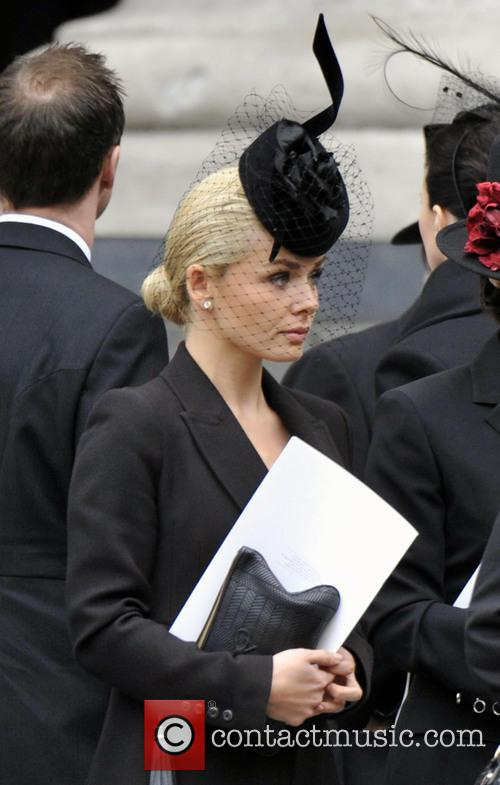 Katherine Jenkins and Margaret Thatcher 8