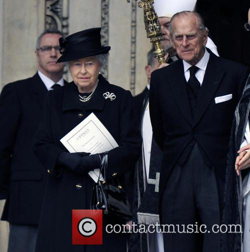 queen elizabeth prince philip margaret thatchers funeral 3612213
