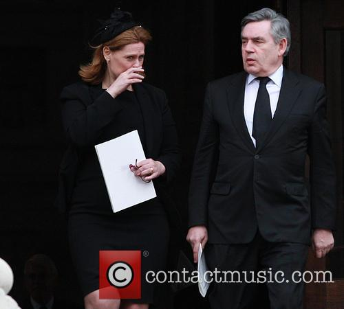Former Prime Minister, Gordon Brown and Sarah Brown 3