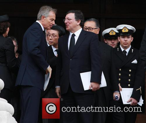 Former Prime Minister and Tony Blair 2