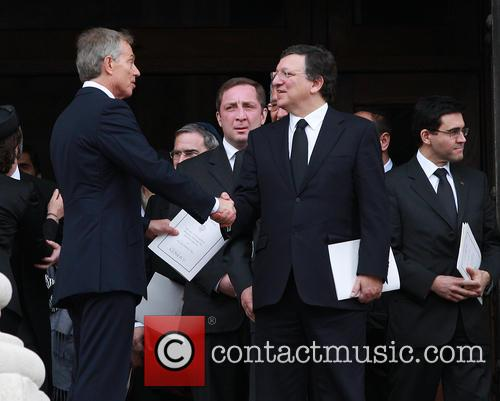 Former Prime Minister and Tony Blair 5