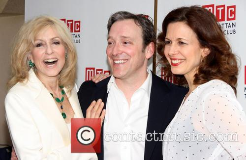 Judith Light, Jeremy Shamos and Jessica Hecht 2