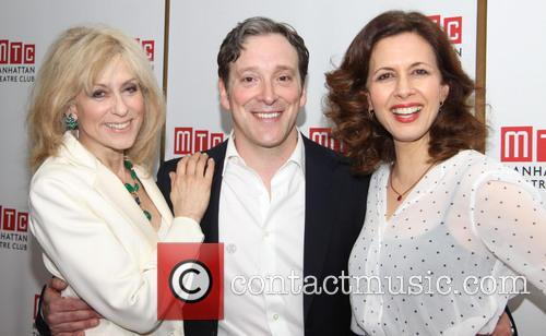Judith Light, Jeremy Shamos and Jessica Hecht 5