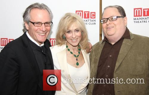 Robert Desiderio, Judith Light and Richard Greenberg