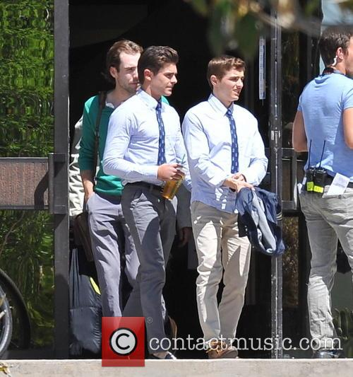 Zac Efron and Dave Franco 7