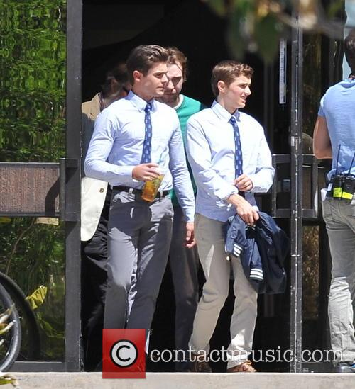 Zac Efron and Dave Franco 11