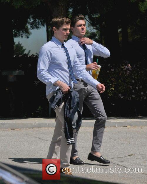 Zac Efron and Dave Franco 18