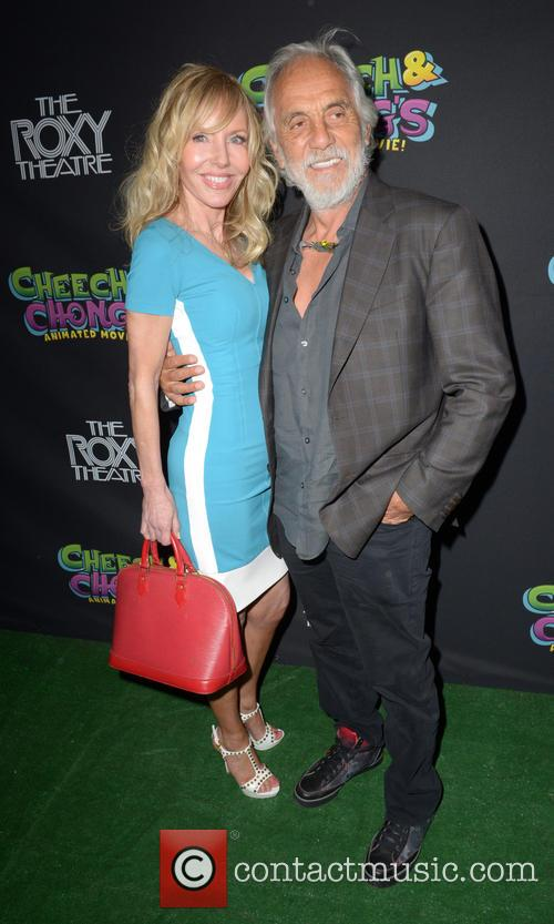 Tommy Chong and Shelby Chong 2
