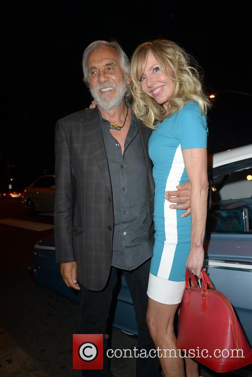 Tommy Chong and Shelby Chong 5