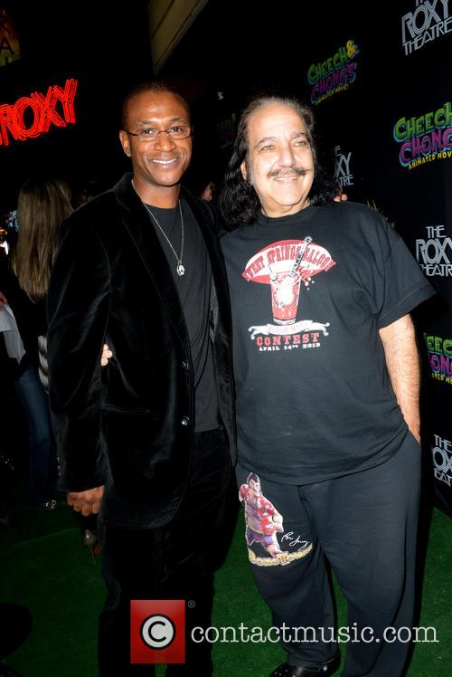 Tommy Davidson and Ron Jeremy 7