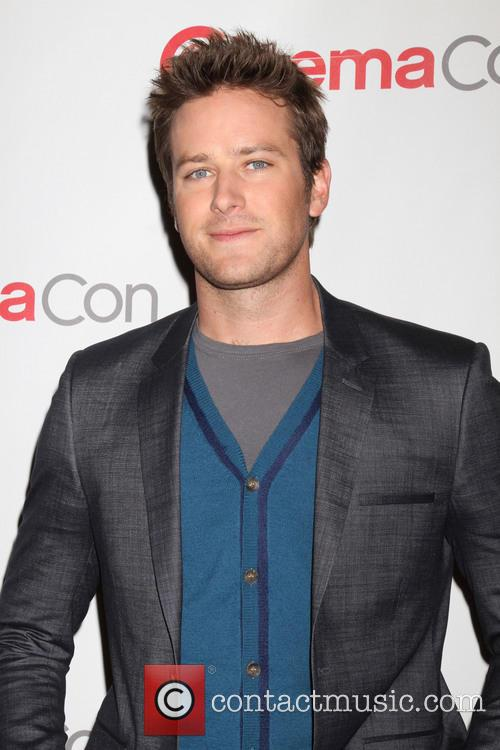armie hammer 2013 cinemacon 3612447
