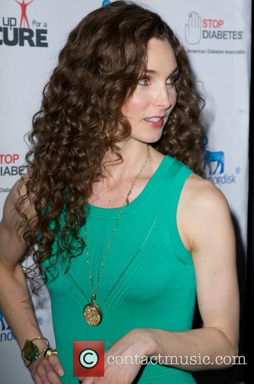 Alicia Minshew aka Alicia Herschenfeld, Madison Square Garden
