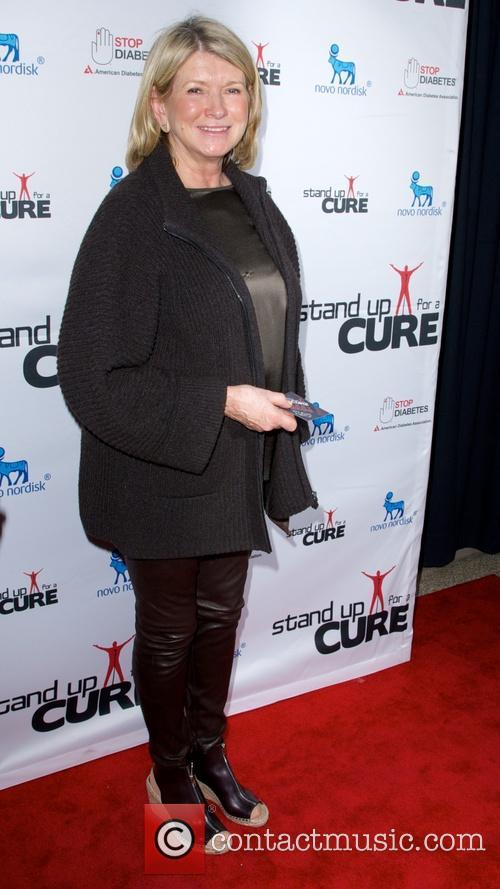 Martha Stewart, Madison Square Garden