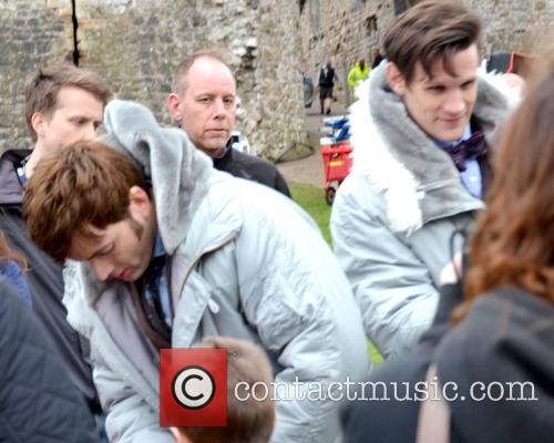 David Tennant and Matt Smith 2
