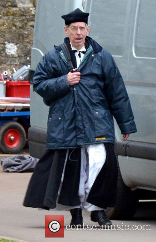Doctor Who Filming On Location