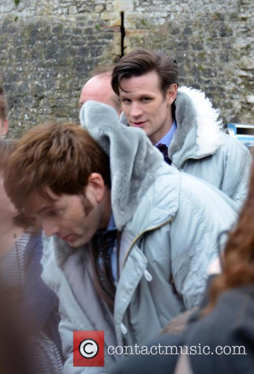 Matt Smith, David Tennant