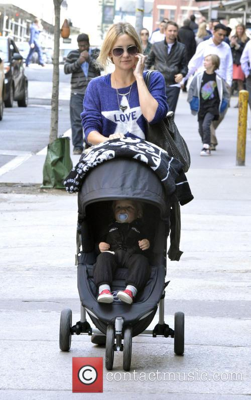 Kate Hudson and Bingham Bellamy 10