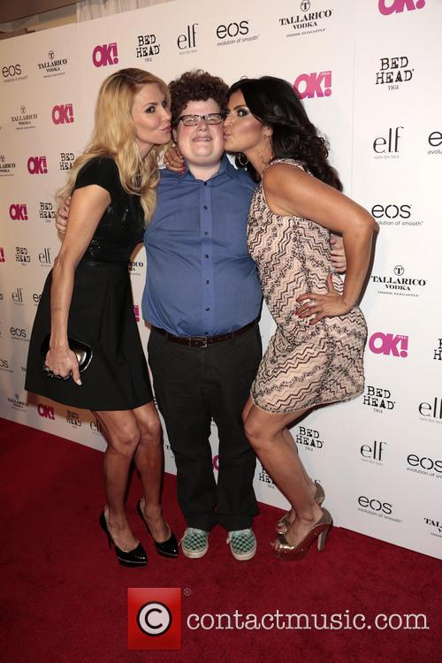 Brandi Glanville, Jesse Heiman and Jennifer Gimenez 6