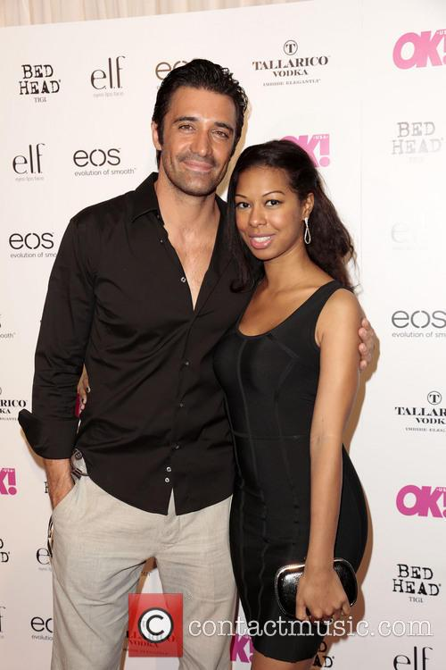Gilles Marini and Suveria Mota 4