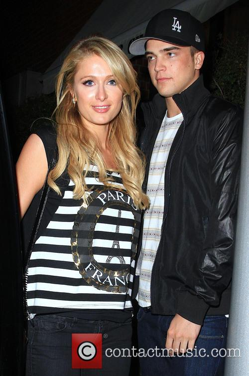 Paris Hilton and River Viiperi 8