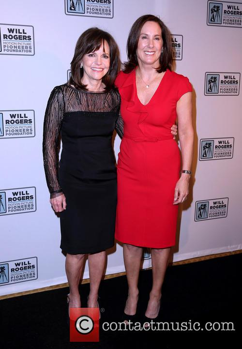 Sally Field and Kathleen Kennedy 2