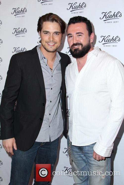 Diogo Morgado and Chris Salgardo 2