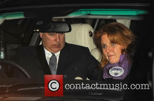 Sarah Ferguson, Duchess of York, Prince Andrew