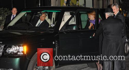 Sarah Ferguson, Duchess Of York and Prince Andrew 2