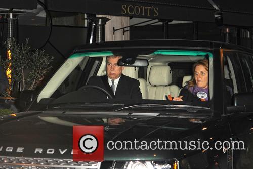 Sarah Ferguson, Duchess Of York and Prince Andrew 3