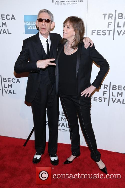 Richard Belzer and Jane Rosenthal 1