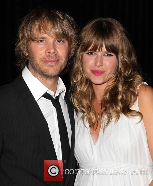 Eric Christian Olsen and Sarah Wright 2