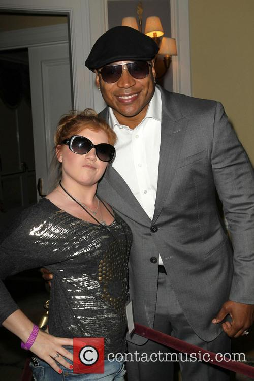 Ll Cool J and Kaitlyn Dommers 8