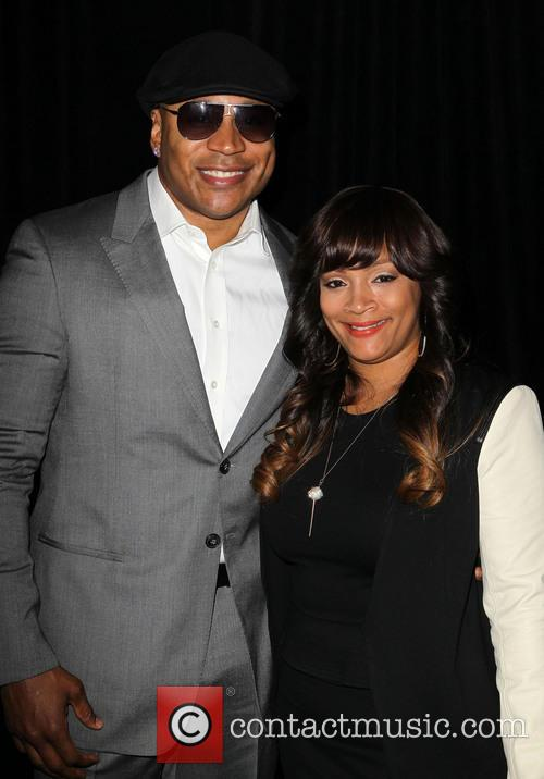 Ll Cool J and Simone Johnson 7