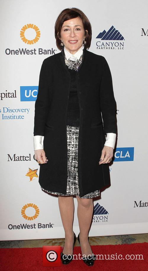 Patricia Heaton, Beverly Hills Hotel, UCLA