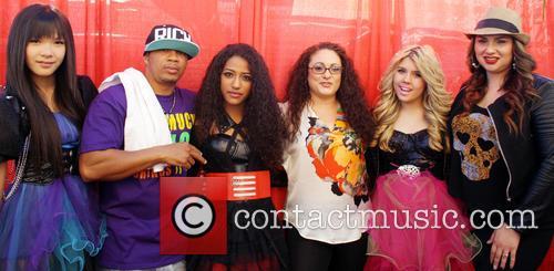 Athena Poulos, Shane Sparks, Alicia Gordillo, Brenda Russell Baca, Casandra Ashe and Audi Avery