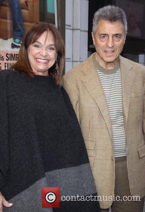Valerie Harper and Tony Cacciotti