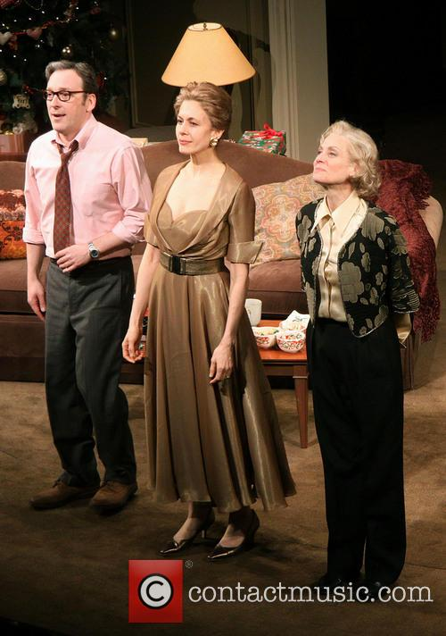 Jeremy Shamos, Jessica Hecht and Judith Light 3