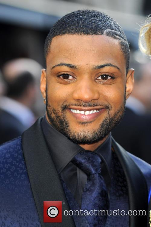JB Gill (JLS), Odeon Leicester Square