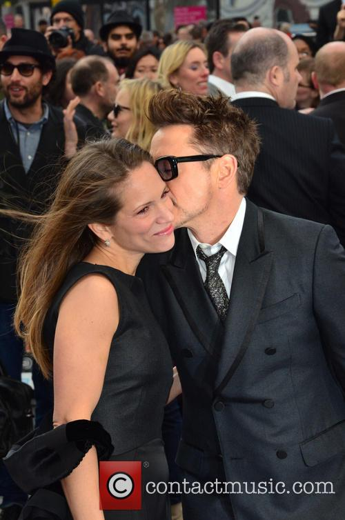 Susan Downey and Robert Downey Jr 9