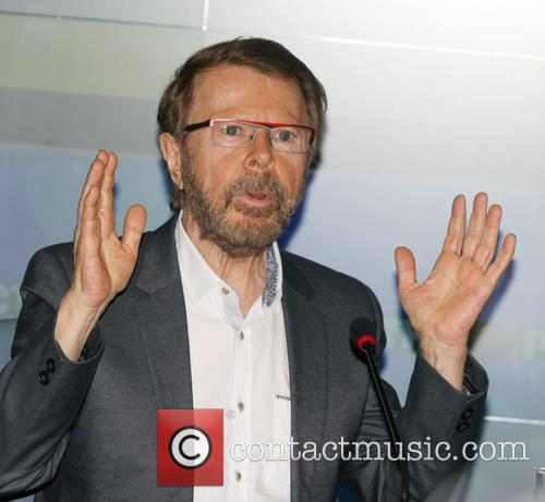Press conference for ABBA: The Museum, an interactive...