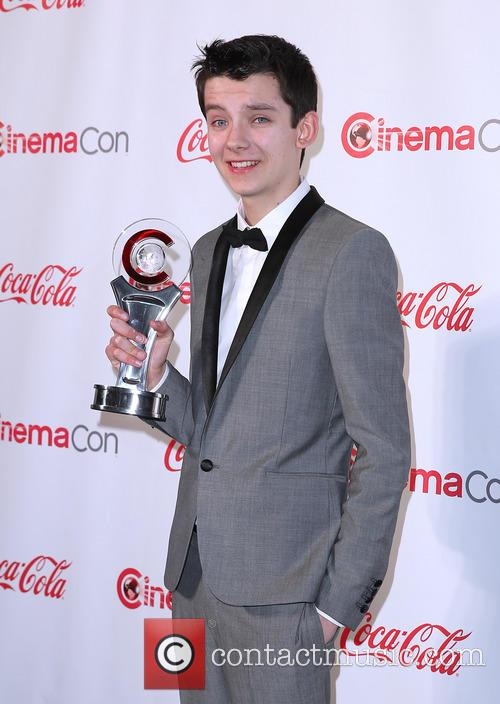 Asa Butterfield 6