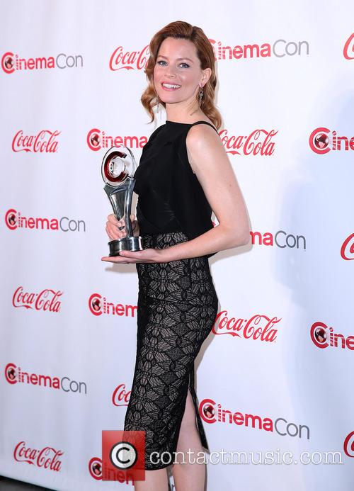 Elizabeth Banks at CinemaCon Big Screen Achievement Awards