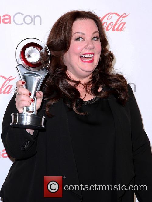 Melissa McCarthy at CinemaCon Big Screen Achievement Awards