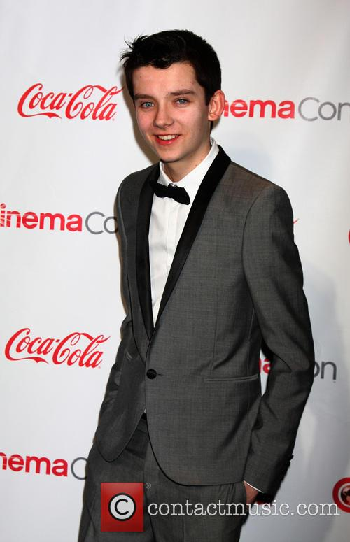 Asa Butterfield 12