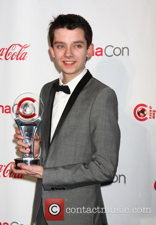 Asa Butterfield 14