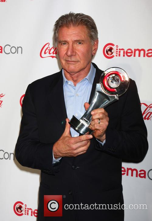 Harrison Ford 8