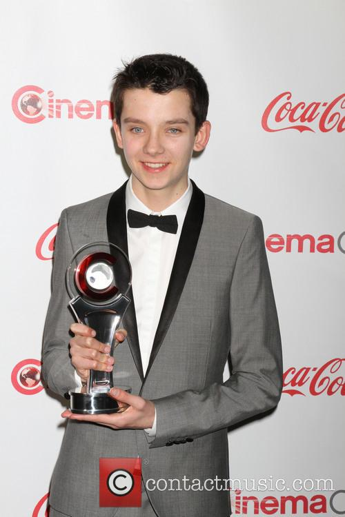 Asa Butterfield 15