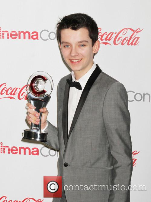 Asa Butterfield 16