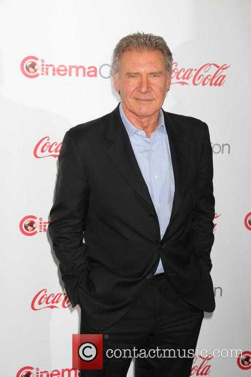 Harrison Ford, CinemaCon